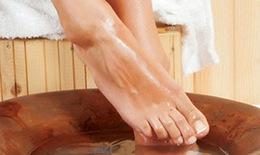 Nứt gót chân Chứng bệnh của mùa lạnh