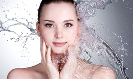 Làn da không tuổi chỉ nhờ… rửa mặt