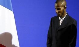 """""""Người hùng Paris"""" dự lễ nhập quốc tịch Pháp"""