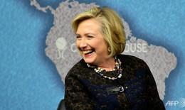 Bà H.Clinton:  Gập ghềnh đường vào Nhà Trắng