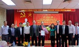 Bổ nhiệm Phó Giám đốc phụ trách Học viện Y dược học Cổ truyền Việt Nam