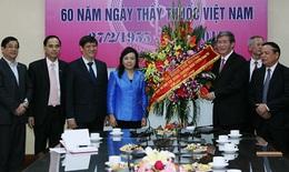 Nhiều hoạt động kỷ niệm Ngày Thầy thuốc Việt Nam