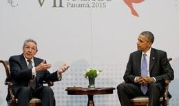 """Mỹ chính thức đưa Cuba ra khỏi danh sách """"quốc gia tài trợ khủng bố"""""""