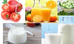 Làm đẹp da từ sữa, sữa chua và kem