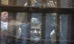 """Ai Cập """"dậy sóng"""" sau phán quyết tử hình cựu Tổng thống Morsi"""