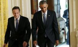 """Obama, Cameron thề tiêu diệt tư tưởng Hồi giáo cực đoan """"độc hại"""""""