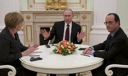 Putin sẽ làm gì nếu Mỹ vũ trang cho Ukraine