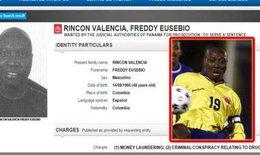 Cựu ngôi sao Real Madrid bị truy nã quốc tế