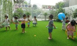 Vui chơi ngoài trời thường xuyên, tốt cho mắt trẻ