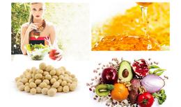 Cẩm nang dinh dưỡng để mãi trẻ đẹp