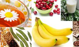 8 loại thực phẩm tốt cho giấc ngủ