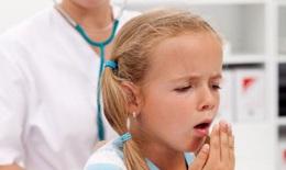Trẻ bị ho - ăn uống thế nào?