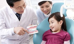 Chăm sóc răng miệng cho trẻ theo độ tuổi
