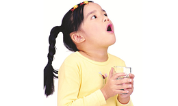 Thuốc trị ho cho trẻ dưới 5 tuổi