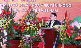 Học viện Y dược học cổ truyền Việt Nam vươn tầm quốc tế
