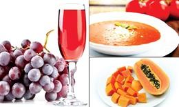 Cách chế biến để giữ dinh dưỡng tối ưu trong củ quả
