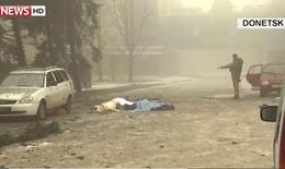 Hòa đàm thất bại, pháo kích tiếp diễn ở đông Ukraine