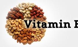 Vitamin E hạn chế xơ vữa động mạch