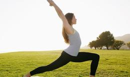 Yoga - khí công giảm đầy bụng, khó tiêu