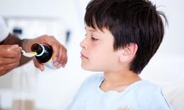Kháng sinh không có tác dụng với trẻ bị ho cảm