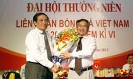 Đại hội thường niên LĐBĐVN năm 2012-Nhiệm kỳ VI
