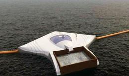 Tạo tia dọn sạch rác thải đại dương