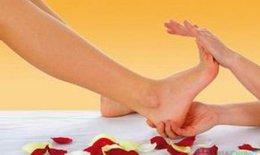 Bài thuốc đơn giản chữa đau gót chân