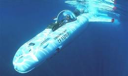Máy bay dưới nước - Đồ chơi mới cho giới siêu giàu
