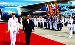 Thủ tướng Nguyễn Tấn Dũng thăm Hàn Quốc và tham dự Hội nghị cấp cao ASEAN - Hàn Quốc