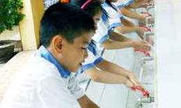 Rửa tay đúng cách phòng bệnh cúm