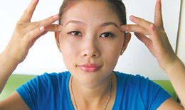 Hướng dẫn cách tự massage giảm stress