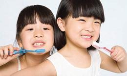Áp-xe răng miệng ở trẻ em có nguy hiểm?
