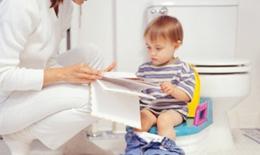 Táo bón kéo dài ở trẻ: Có thể dẫn đến suy dinh dưỡng