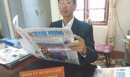 Mong đọc báo SK&ĐS hằng ngày