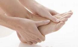 Chấn thương cổ chân dễ bị di chứng