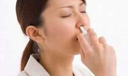 Dùng thuốc chống ngạt mũi coi chừng tai biến