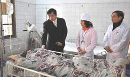 Các bệnh viện chủ động chống rét cho bệnh nhân