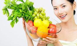 Ðể duy trì trạng thái vui vẻ, hãy ăn nhiều trái cây