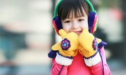 Phòng bệnh cho trẻ em lúc giao mùa và dịp Tết