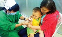 Tiêm vắc-xin sởi là cách tốt nhất để phòng bệnh sởi