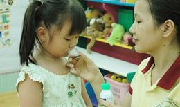 Trẻ bị ho dùng bổ phế thế nào?