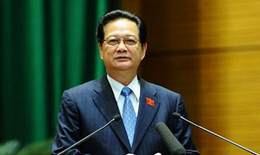 Thủ tướng Nguyễn Tấn Dũng: Siết chặt quản lý về thủy điện