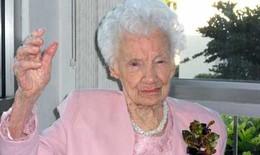 Người sống lâu nhất đã qua đời ở tuổi 113