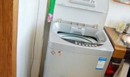 Hai bé gái chết thảm trong máy giặt
