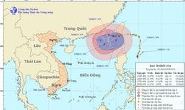 Bão Tembin tiếp tục tiến gần vào biển Đông