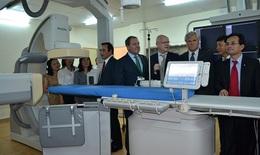 BV Đà Nẵng được tặng máy chụp mạch kỹ thuật số gần 30 tỷ đồng