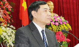 Bộ Chính trị quyết định thi hành kỷ luật cảnh cáo ông Trần Quốc Cường