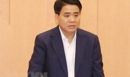 UBKTTW đề nghị, xem xét khai trừ ông Nguyễn Đức Chung ra khỏi Đảng