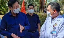 Kích hoạt hệ thống phòng chống dịch toàn tỉnh Gia Lai, không để dịch lây lan ra cộng đồng