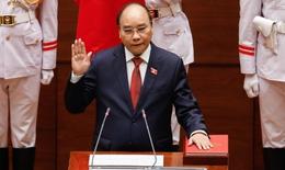 Ông Nguyễn Xuân Phúc được Quốc hội bầu giữ chức Chủ tịch nước